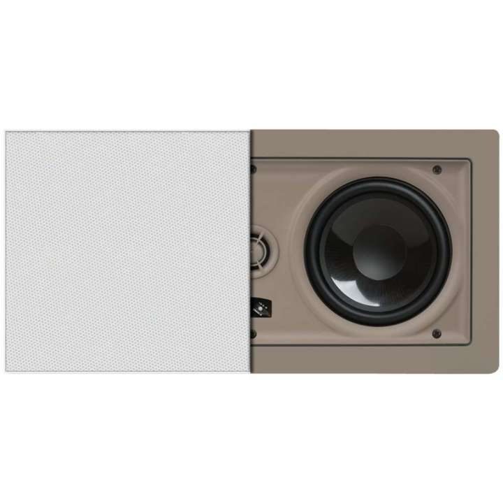 "IW530 PROFICIENT Thin-Bezel Dual 5.25"" Inwall LCR Speaker - EACH"