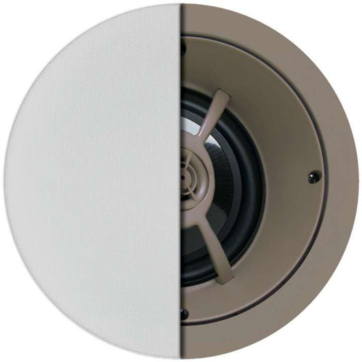 "C661 PROFICIENT ONE LCR CEILING 6 1/2"" SPEAKER PROTEGE VERSION MAGNETIC GRILL - EACH"