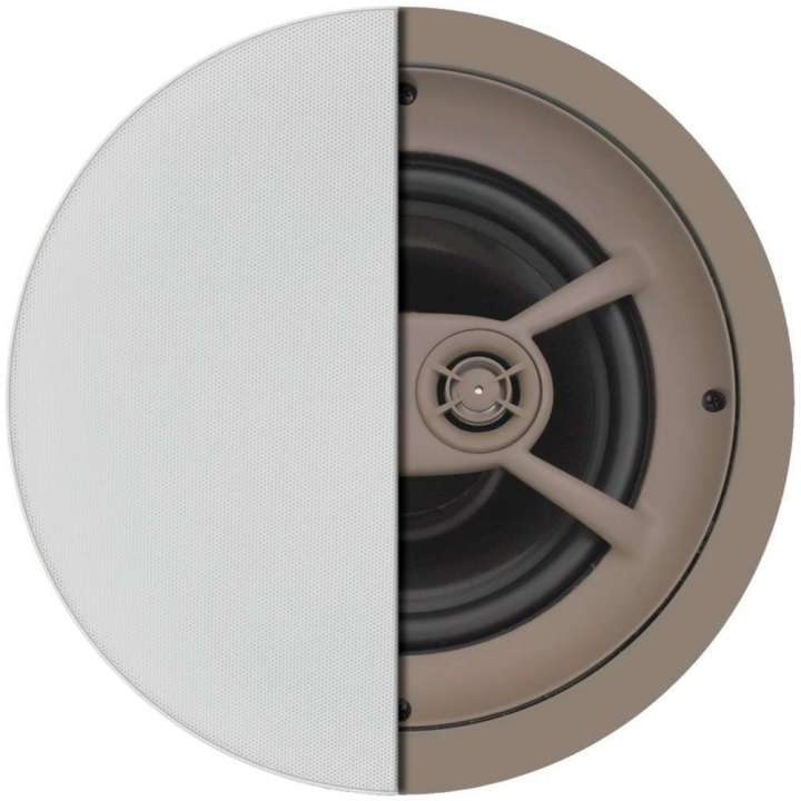 "C825TT PROFICIENT PROTEGE 8"" DVC DUAL VOICE COIL, 150 WATTS, TWO 1"" PIVOTING ALUMINUM DOME TWEETER - EA PAS12825 ************************* SPECIAL ORDER ITEM NO RETURNS OR SUBJECT TO RESTOCK FEE *************************"
