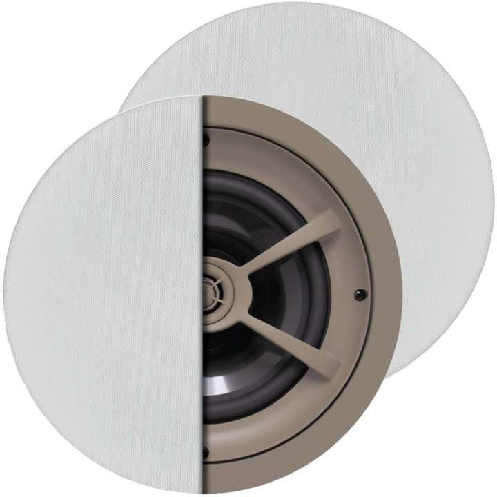 "C801 PROFICIENT Thin-Bezel 8"" Ceiling Speakers PAS11801 ************************* SPECIAL ORDER ITEM NO RETURNS OR SUBJECT TO RESTOCK FEE *************************"