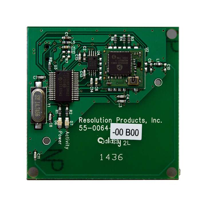 RE934Z RESOLUTION PRODUCTS Wireless Card, Zwave, Helix