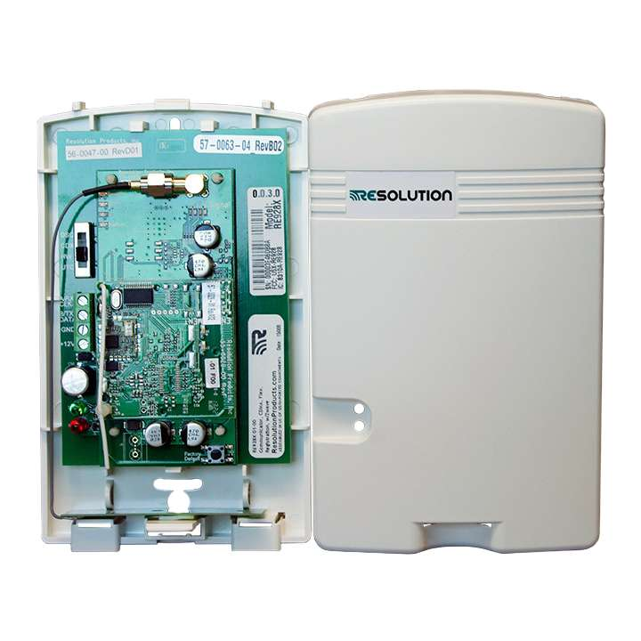 RE927X RESOLUTION PRODUCTS POWER SERIES/VISTA/CONCORD/NX COMPATIABLE 3G GSM GATEWAY