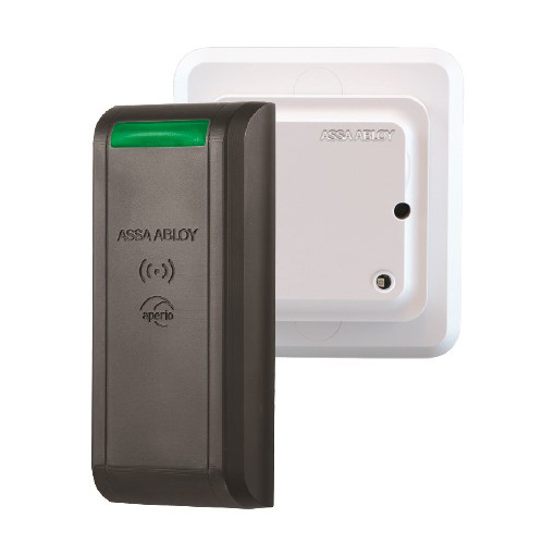 R100-1H-SE SECURITRON PREPAIRED HID ICLASS WIRELESS READER ************************* SPECIAL ORDER ITEM NO RETURNS OR SUBJECT TO RESTOCK FEE *************************