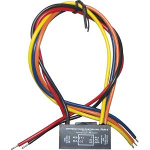 FLPAM-4 FIRE-LITE MULTI VOLTAGE RELAY MODULE ************************* SPECIAL ORDER ITEM NO RETURNS OR SUBJECT TO RESTOCK FEE *************************
