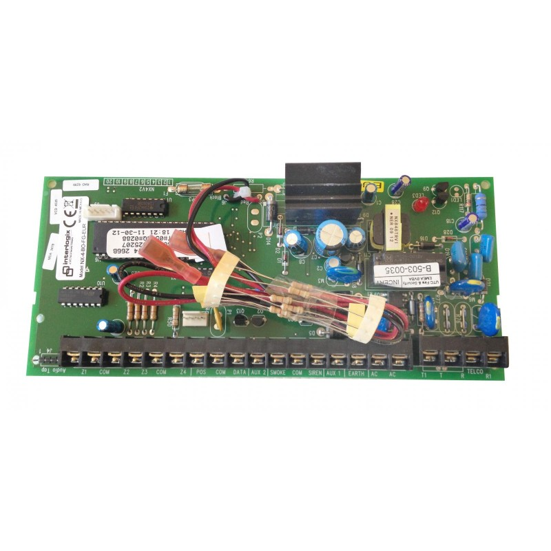NX-4-BO-FG UTC NX-4 BOARD ONLY ************************* SPECIAL ORDER ITEM NO RETURNS OR SUBJECT TO RESTOCK FEE *************************