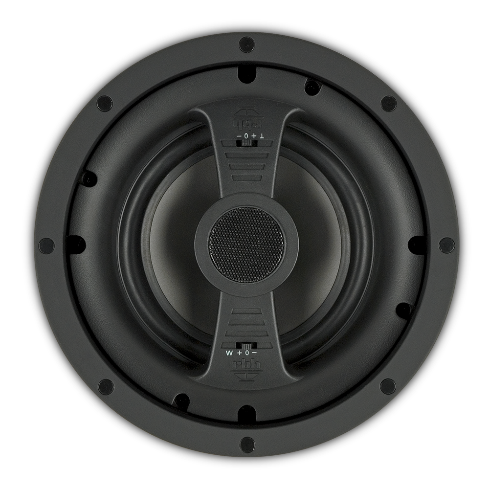 "VA-615 RBH VISAGE SERIES 6"" ROUND IN CEILING, 1"" TWEETER ************************* SPECIAL ORDER ITEM NO RETURNS OR SUBJECT TO RESTOCK FEE *************************"