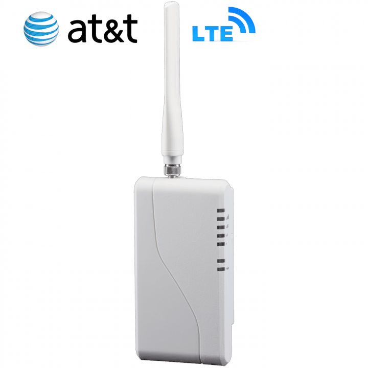 TG1LAX02 TELULAR TELGUARD EXPRESS LTE-A Primary Residential Alarm Communicator for AT&T LTE Network WITH 3G BACKUP