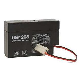 BMR-1208 TELULAR 12V 0.8 AH BATTERY