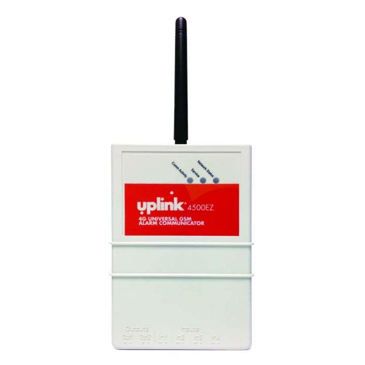 4500EZ UPLINK 12 V trips general alarms (4G) AT&T