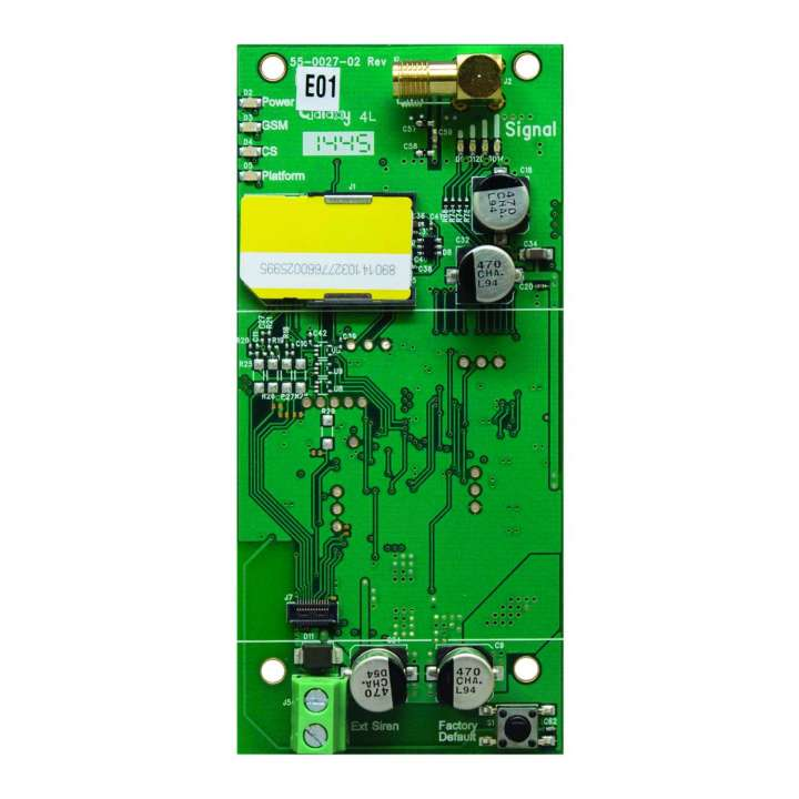 4590 UPLINK INTEGRATED SNAP-IN MODULE FOR SIMON XT/XTI. USES UPLINK REMOTE. NO REMOTE ZWAVE ************************* SPECIAL ORDER ITEM NO RETURNS OR SUBJECT TO RESTOCK FEE *************************