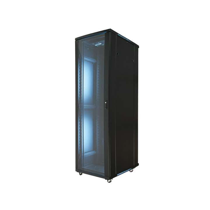 VMPEREN-42E1K VMP 42U FLOOR CAB EMPTY - w/2FANS - 1000 mm Deep ************************* SPECIAL ORDER ITEM NO RETURNS OR SUBJECT TO RESTOCK FEE *************************