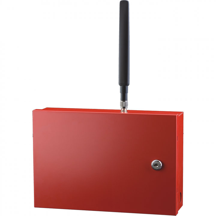 TG7LAF02 TELULAR Commercial primary,backup or sole path fire cellular alarm communicator for AT&T LTE network.