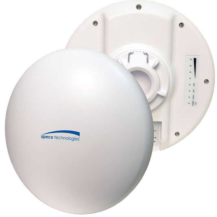 APRPT SPECO OUTDOOR WIFI ACCESS POINT, WHITE ************************* SPECIAL ORDER ITEM NO RETURNS OR SUBJECT TO RESTOCK FEE *************************