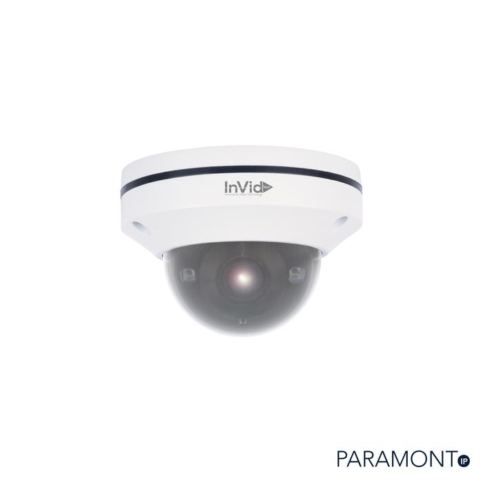 PAR-P2DRPTZXIR2808 Invid IP 2mp PTZ Mini 2.8-8mm Outdoor rated POE