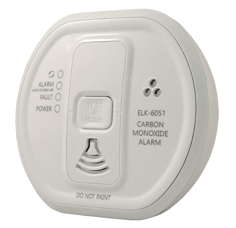 ELK-6051 ELK Two-Way Wireless Carbon Monoxide Detector ************************* SPECIAL ORDER ITEM NO RETURNS OR SUBJECT TO RESTOCK FEE *************************
