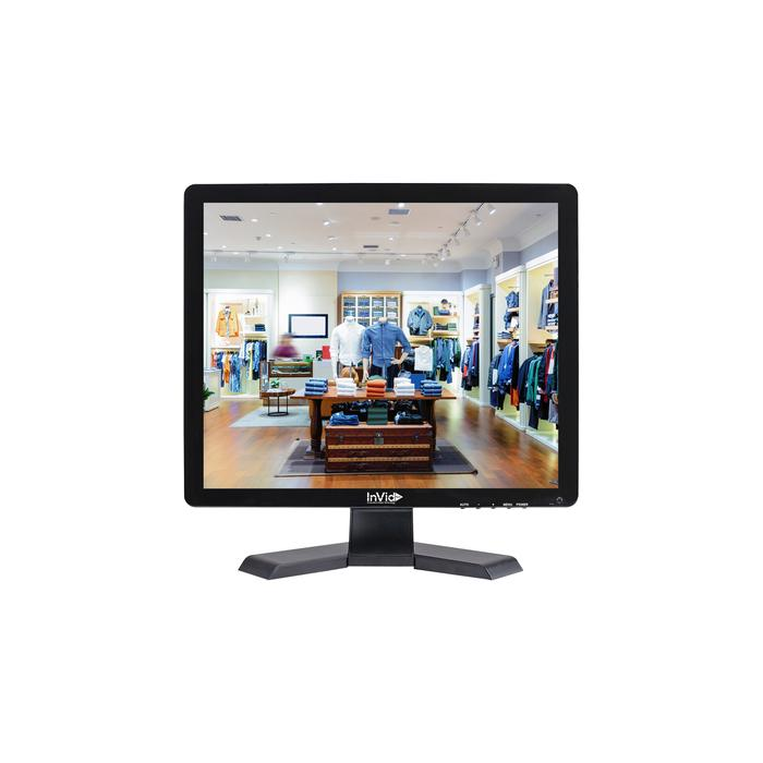 IMHD-17A INVID 17 HD 1280 x 1024 LED Monitor, HDMI, VGA, Looping BNC Inputs, 4x3 Aspect Ratio ************************* SPECIAL ORDER ITEM NO RETURNS OR SUBJECT TO RESTOCK FEE *************************
