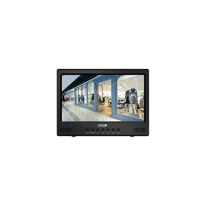 IMHD-10 INVID 10.1 HD 1024 x 600 LED Monitor, HDMI, VGA, Looping BNC & Motion Trigger Inputs ************************* SPECIAL ORDER ITEM NO RETURNS OR SUBJECT TO RESTOCK FEE *************************