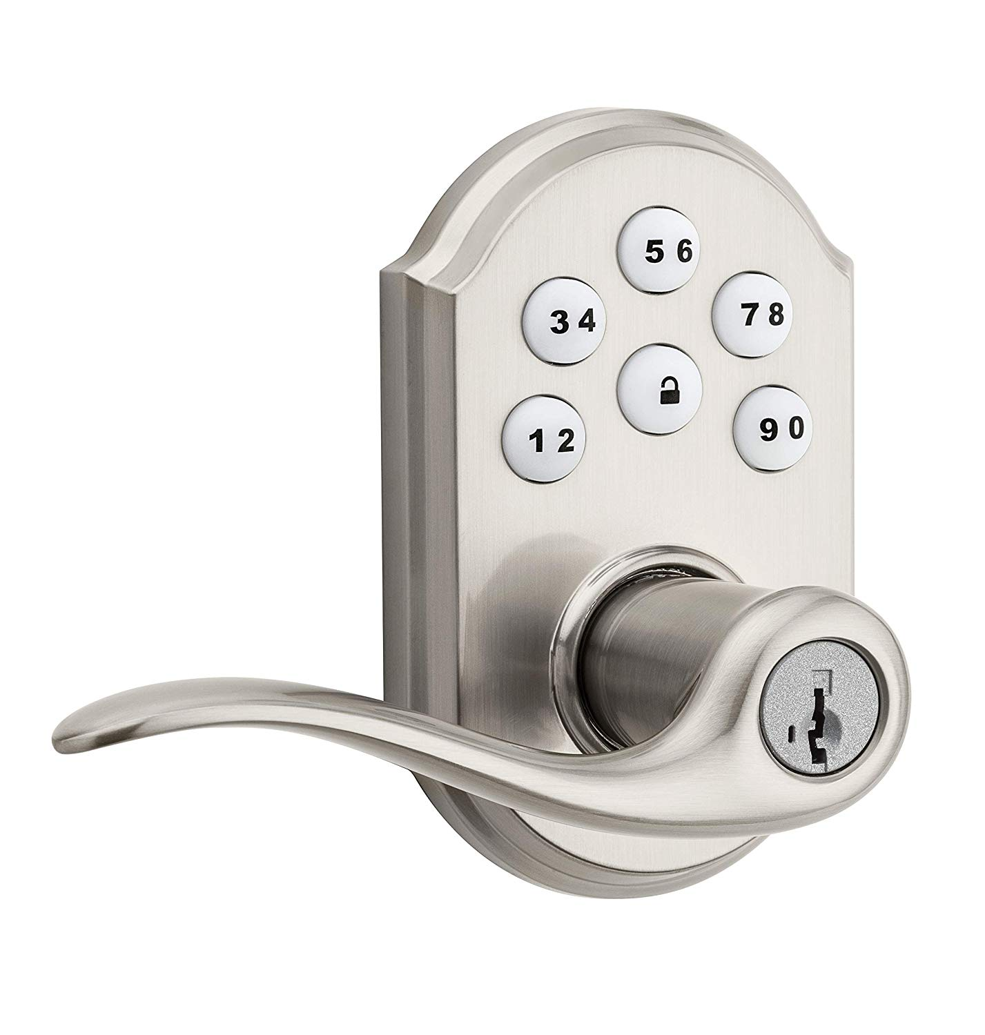 99120-037 KWIKSET SmartCode Z-Wave Lever Polished Brass ************************* SPECIAL ORDER ITEM NO RETURNS OR SUBJECT TO RESTOCK FEE *************************