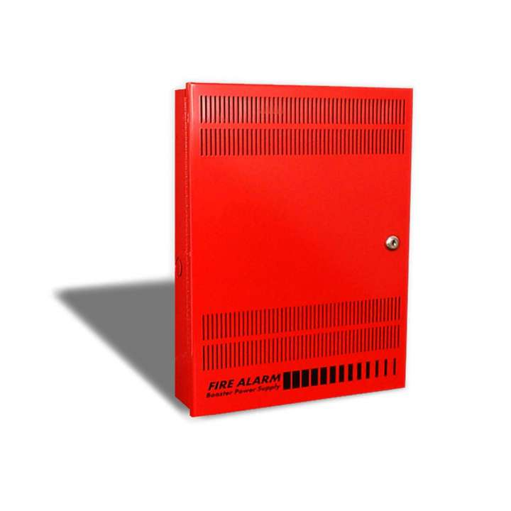 EDEBPS6A EDWARDS POWER BOOSTER, FIRE ALARM, 6 AMPS, GE SYNCH, RED ************************* SPECIAL ORDER ITEM NO RETURNS OR SUBJECT TO RESTOCK FEE *************************