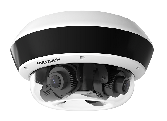DS-2CD6D24FWD-Z HIKVISION 8MP (4 x 1080P), 30 FPS, 2.8-12mm Motorized Lens, Adjustable Camera Position, True WDR, H.265, VCA, 2 Alarm Inputs, 2 Alarm Outputs, MicroSD Slot, 12VDC, 24VAC, IEEE802.3at PoE, IP67, IK10