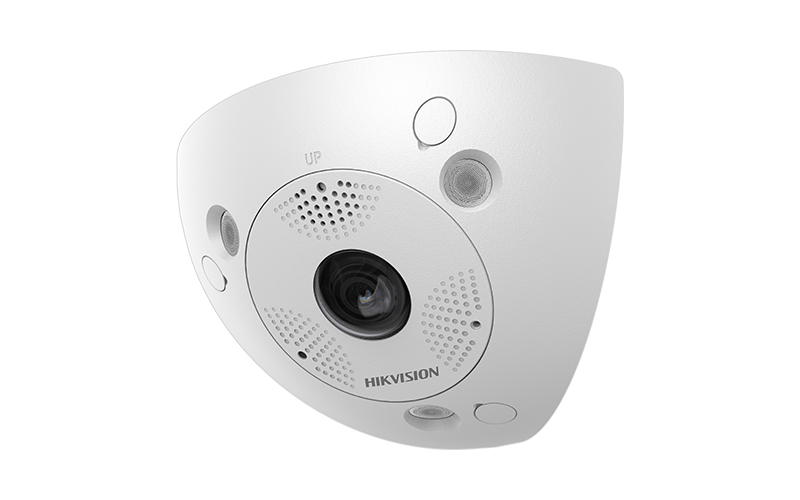 DS-2CD6W32FWD-IVSC HIKVISION Indoor/Outdoor Corner Mount, Ultra Wide Angle, 2mm, 3MP, Day/Night, 15m IR, BLC/ROI, Built in Mic/Spkr, IP66/IK10, PoE/12VDC ************************* SPECIAL ORDER ITEM NO RETURNS OR SUBJECT TO RESTOCK FEE *************************