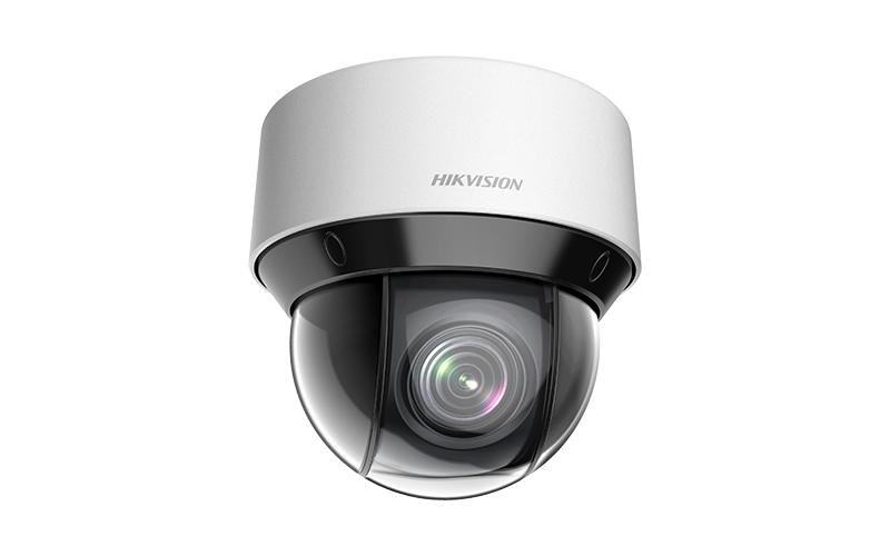 DS-2DE4A404IW-DE HIKVISION Indoor/Outdoor PTZ Dome, 4MP Darkfighter, 4x lens, 50m IR, PTZ Suite Analytics, IP66, PoE+/12VDC, 18W ************************* SPECIAL ORDER ITEM NO RETURNS OR SUBJECT TO RESTOCK FEE *************************