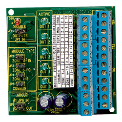 EDFSRRM EDWARDS Remote relay module. For use with E-FSC Series panels. ************************** CLEARANCE ITEM- NO RETURNS *****ALL SALES FINAL****** **************************