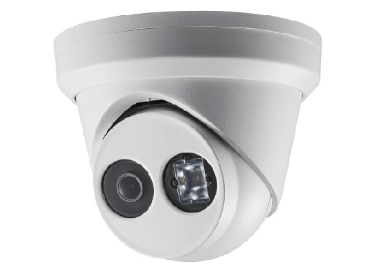 DS-2CD2343G0-I4mm Hikvision Outdoor Turret, 4MP, H265+, 4mm, Day/Night, 120dB WDR, EXIR 2.0 (30m), IP67, PoE/12VDC ************************* SPECIAL ORDER ITEM NO RETURNS OR SUBJECT TO RESTOCK FEE *************************