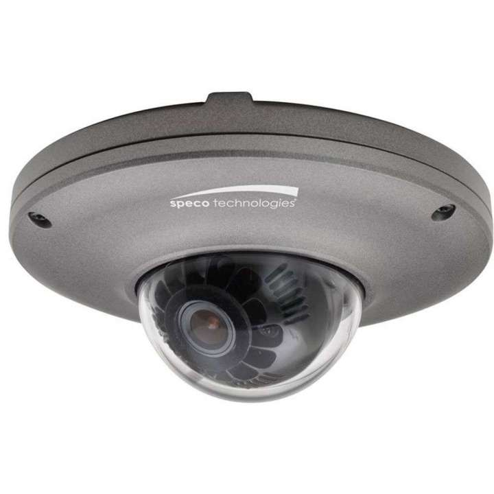 O2ID8 SPECO 2MP Ultra Intensifier IP Dome Camera, 3.6mm lens, Included Junction Box, White