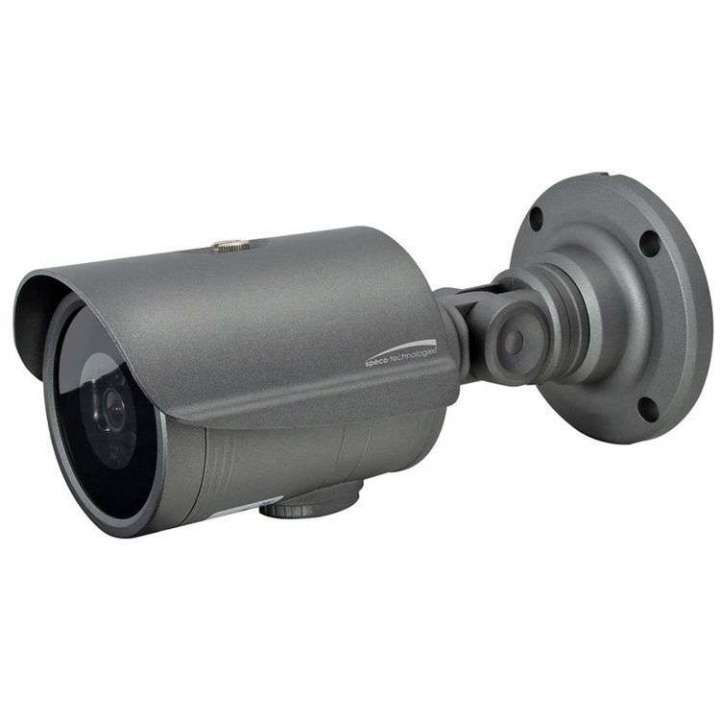 O2IB68 SPECO 2MP Ultra Intensifier IP Bullet Camera, 3.6mm lens, Included Junction Box, Dark Grey