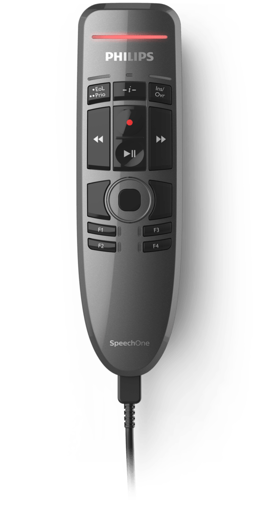 PSP-ACC6100/00 PHILIPS SPEECHONE REMOTE CONTROL