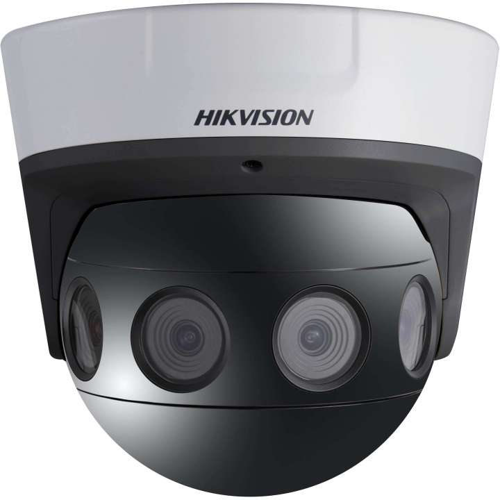 DS-2CD6924F-IS4MM HIKVISION Outdoor Dome, DarkFighter, 8MP, 180 degree Multi-imager (4x2MP), 4mm, H.264, Day/Night, DWDR, IP66, Heater, PoE, 24VAC/12VDC ************************* SPECIAL ORDER ITEM NO RETURNS OR SUBJECT TO RESTOCK FEE *************************
