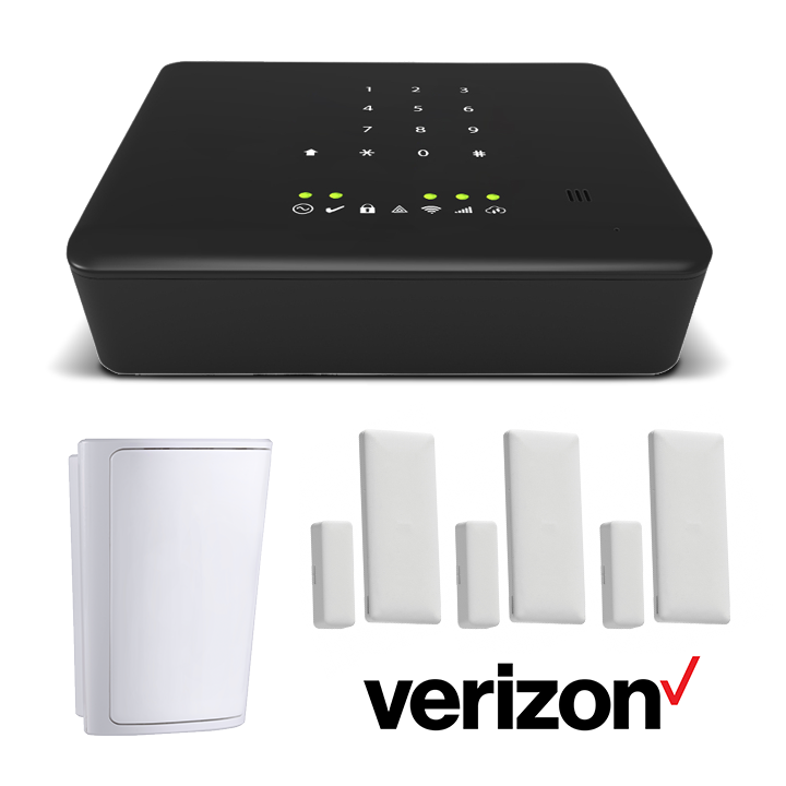 WS900-91LVZA DSC IOTEGA WS900 915MHZ V1.0 US ADC 3-1 KIT(3XPG9975,1XPG9914) LTE VERIZON 24 HOUR BATTERY E/F/SPA ALARM.COM