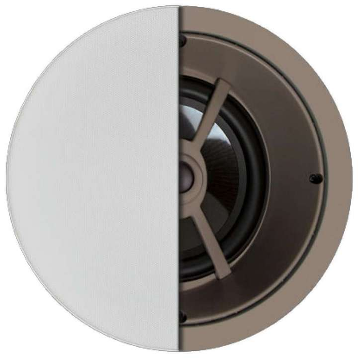 "C841 PROFICIENT PROTEGE LCR 8"" GRAPHITE WOOFER, 150 WATTS, 1"" PIVOTING SILK DOME TWEETER-EACH ************************* SPECIAL ORDER ITEM NO RETURNS OR SUBJECT TO RESTOCK FEE *************************"