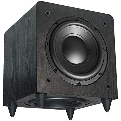 "FS8 PROFICIENT POWERED 8"" FLOOR STANDING SUBWOOFER"