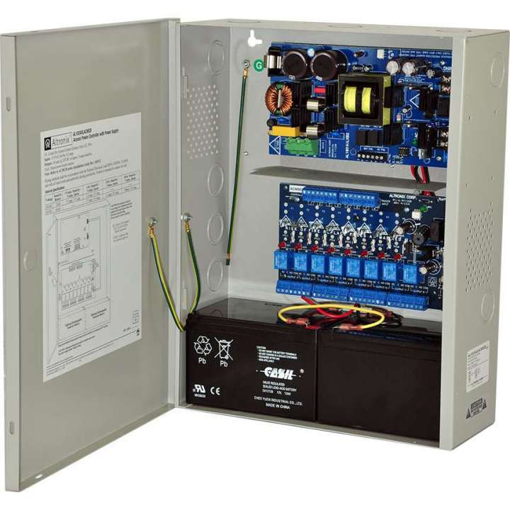 AL1024ULACMCB ALTRONIX 10AMP 8OUTPUT ACCESS P/S W/CIRCUIT BREAKERS ************************* SPECIAL ORDER ITEM NO RETURNS OR SUBJECT TO RESTOCK FEE *************************