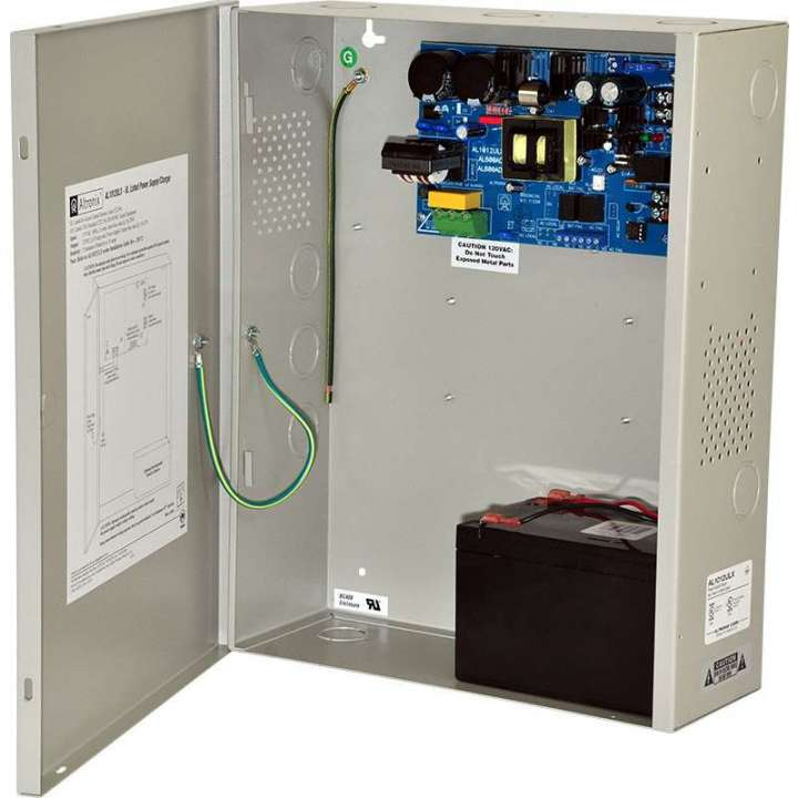 AL1012ULX ALTRONIX 12V 10AMP ACCESS CTRL POWER SUPPLY ************************* SPECIAL ORDER ITEM NO RETURNS OR SUBJECT TO RESTOCK FEE *************************