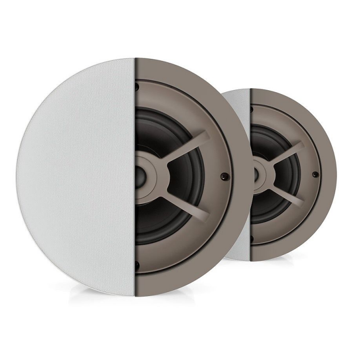 "C606 PROFICIENT Thin-Bezel 6.5"" Ceiling Speakers - PAIR PAS11606 ************************* SPECIAL ORDER ITEM NO RETURNS OR SUBJECT TO RESTOCK FEE *************************"