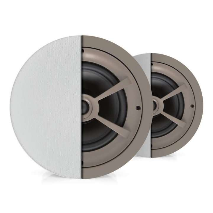 "C791 PROFICIENT PROTEGE 8"", 125 WATTS, 1"" PIVOTING SOFT DOME TWEETER, PAIR ************************* SPECIAL ORDER ITEM NO RETURNS OR SUBJECT TO RESTOCK FEE *************************"