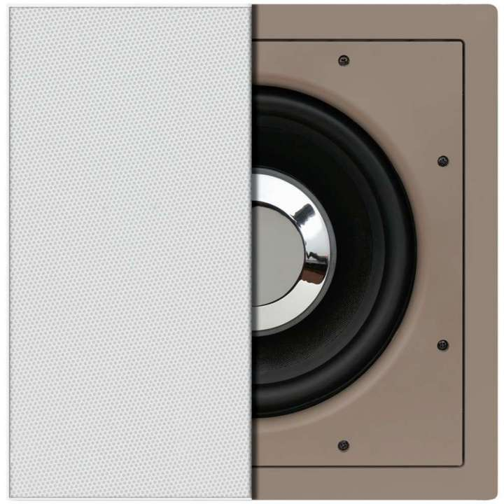 "IWS105 PROFICENT 10"" INWALL SUB FOR NEW CONSTRUCTION USE BB-IWS10 BACK BOX ************************* SPECIAL ORDER ITEM NO RETURNS OR SUBJECT TO RESTOCK FEE *************************"