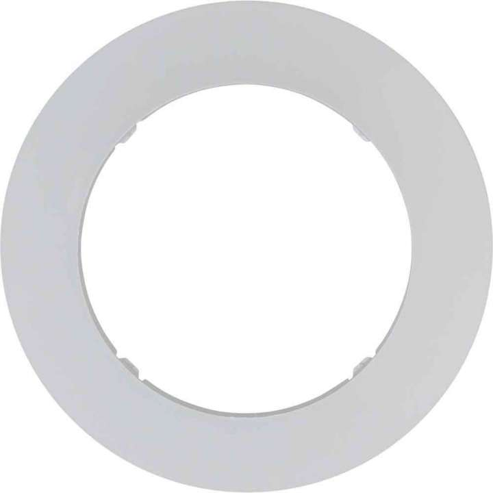TR300 SILENT KNIGHT TRIM RING WHITE ************************* SPECIAL ORDER ITEM NO RETURNS OR SUBJECT TO RESTOCK FEE *************************