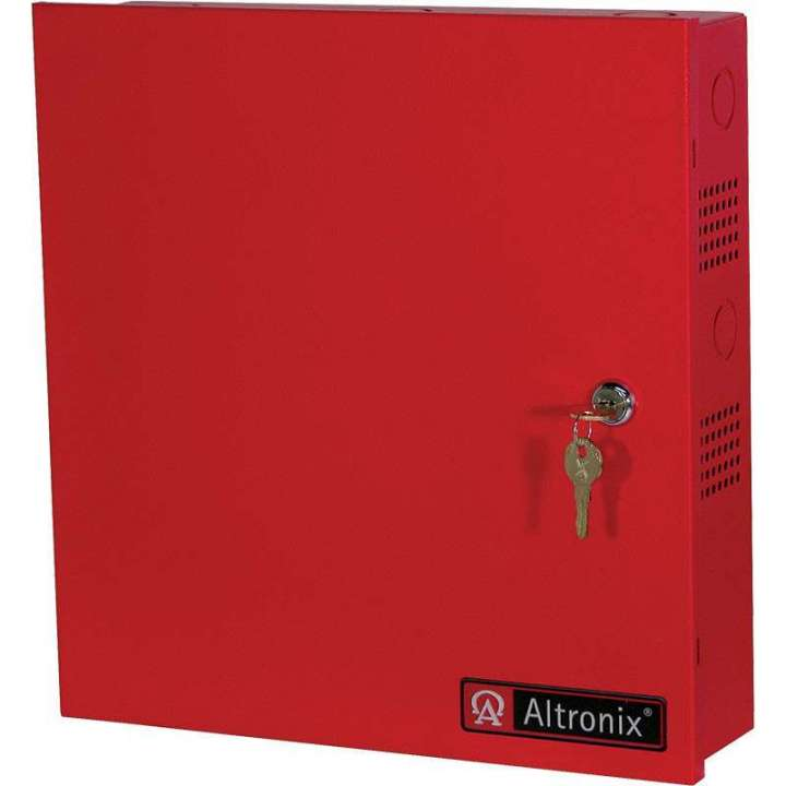 AL300ULMR ALTRONIX 12/24 RED POWER SUPPLY @ 2.5 AMP WITH MOM5 MULTI OUTPUT INTERFACE INSTALLED ************************* SPECIAL ORDER ITEM NO RETURNS OR SUBJECT TO RESTOCK FEE *************************