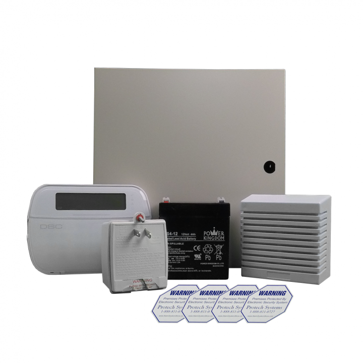 Intrusion & Z-Wave - Alarm Control Panels - Alarm Control Panel