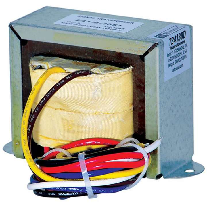 T24130D ALTRONIX Transformer - 24VAC/100VA (4 amp), 115VAC/230VAC input. ************************* SPECIAL ORDER ITEM NO RETURNS OR SUBJECT TO RESTOCK FEE *************************