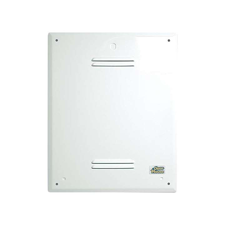 "HC18A CHANNEL PLUS OPEN HOUSE COVER FOR 18"" ENCLOSURE"