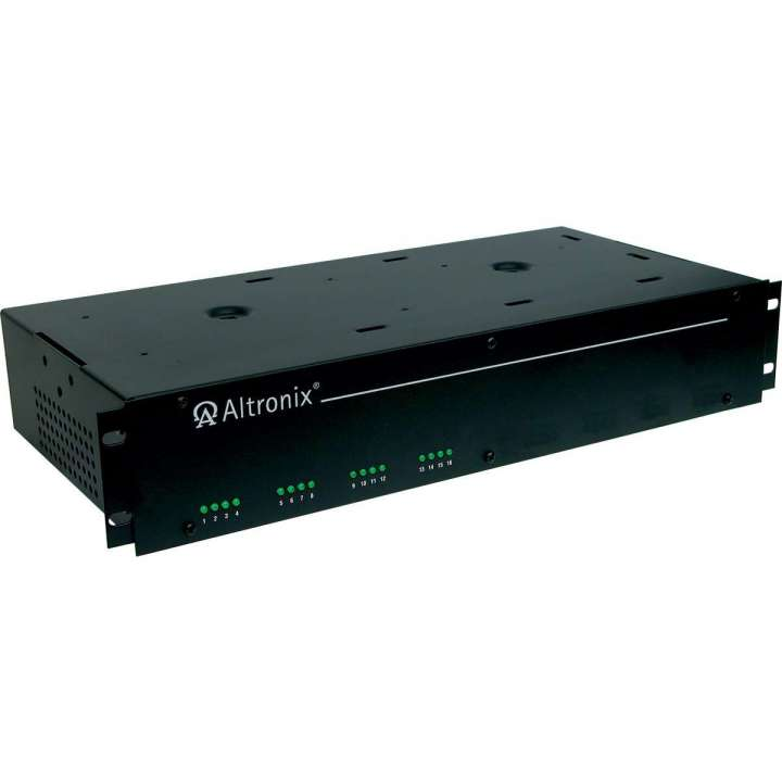 R615DC1016CB ALTRONIX RACK MT POWER SUPPLY ************************* SPECIAL ORDER ITEM NO RETURNS OR SUBJECT TO RESTOCK FEE *************************