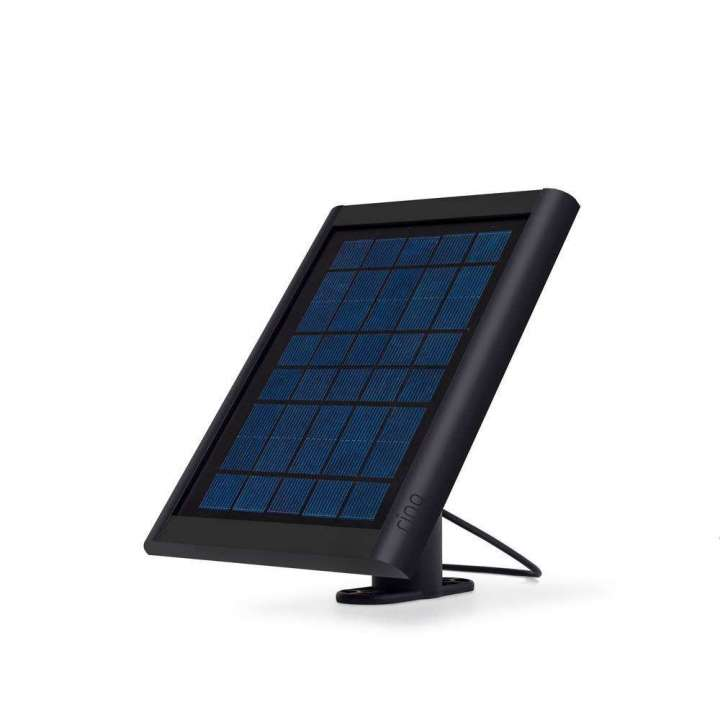 8ASPS7-BEN0 RING Solar Panel for Battery Spotlight Camera (Black)