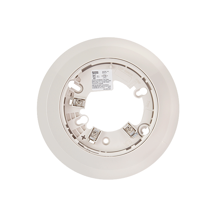 FLB210LP FIRE-LITE Flanged mounting base for intelligent detectors (355 series) ************************* SPECIAL ORDER ITEM NO RETURNS OR SUBJECT TO RESTOCK FEE *************************