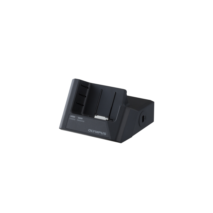 OLY-V741040BE000 OLYMPUS CR-21 CRADLE FOR THE DS-9000 & DS-9500