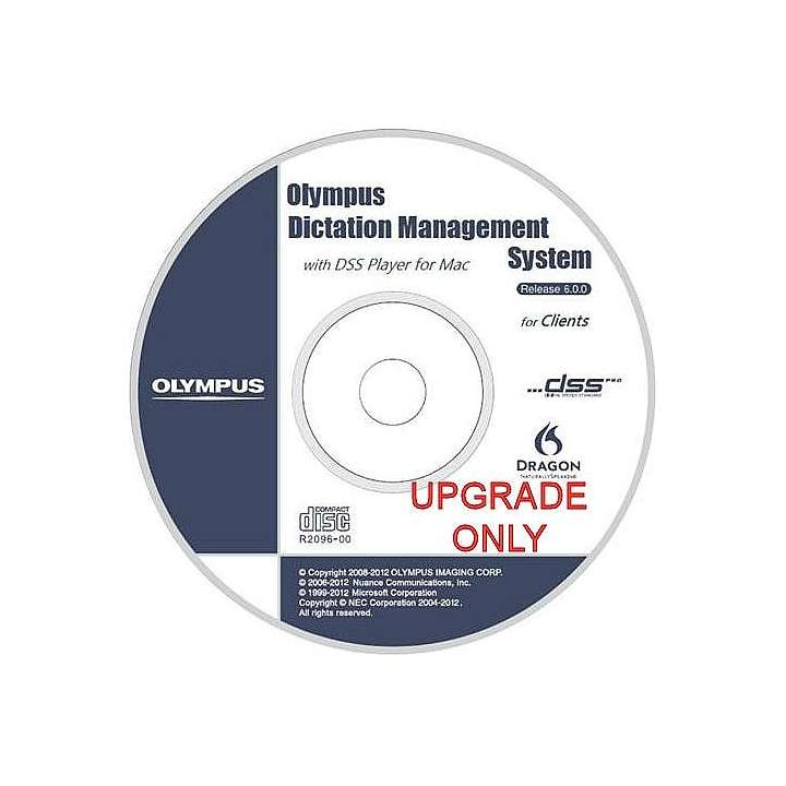 OLY-V7410520E000 OLYMPUS AS9003 ODMS R7 DM UPGRADE SW FROM R5 & R6